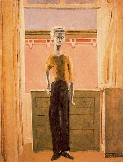 Portrait (Untitled) Mark Rothko